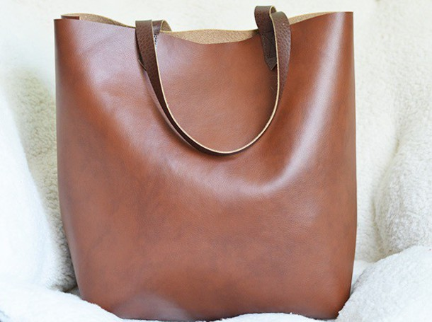 Brown Tote Bags All Fashion