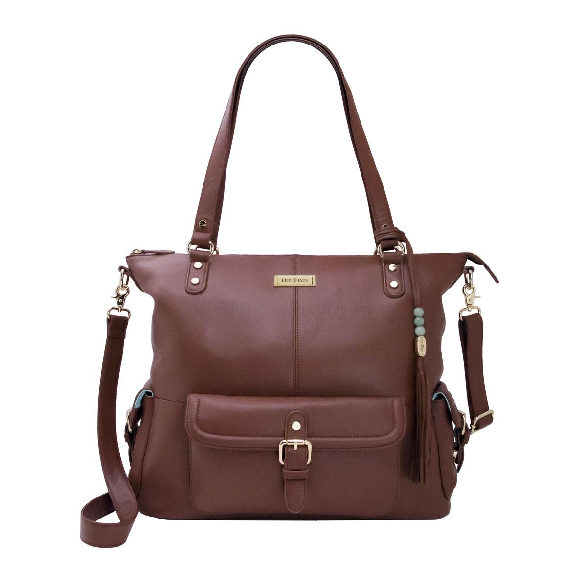 Brown Diaper Bag  All Fashion Bags