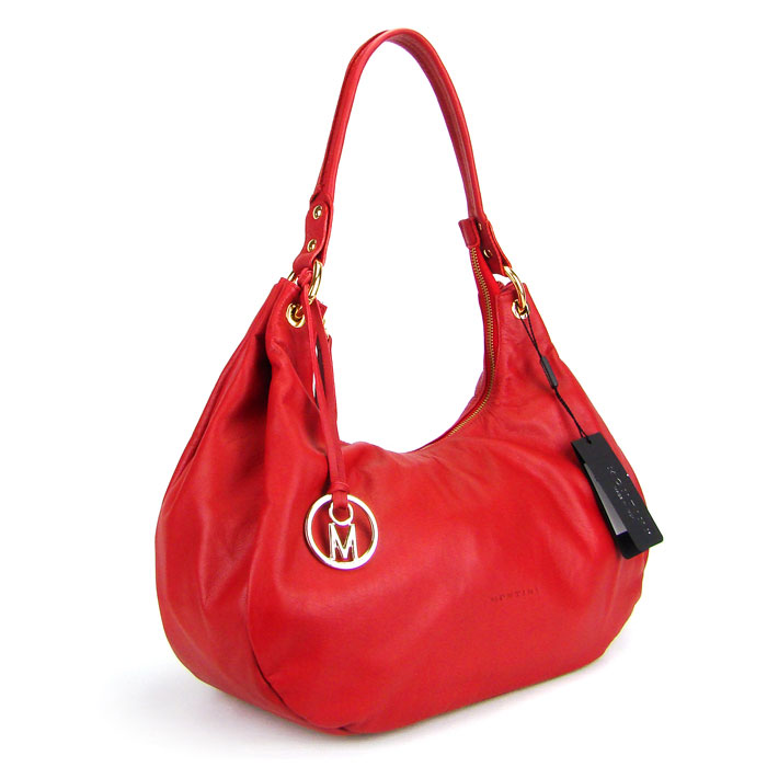 Red Leather Bag All Fashion Bags