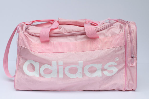 Pink Duffle Bag | All Fashion Bags
