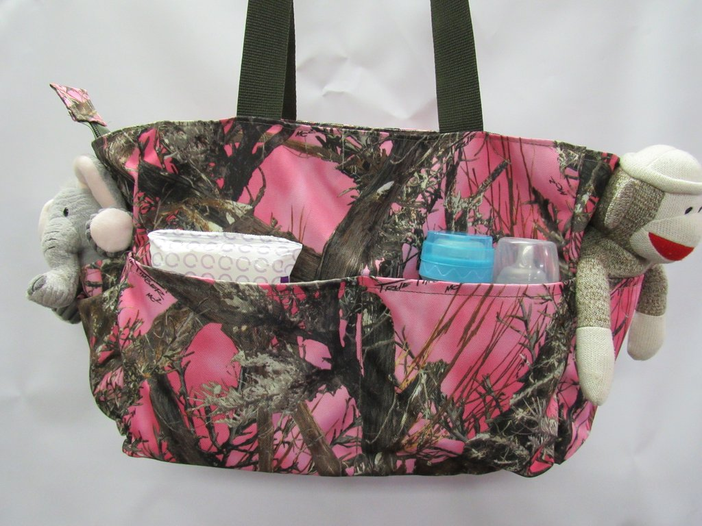 Camo Diaper Bag | All Fashion Bags : quilted camo diaper bag - Adamdwight.com