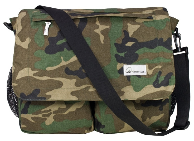 Camo Diaper Bag All Fashion Bags