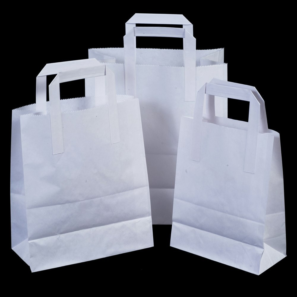 White Lunch Bags All Fashion Bags