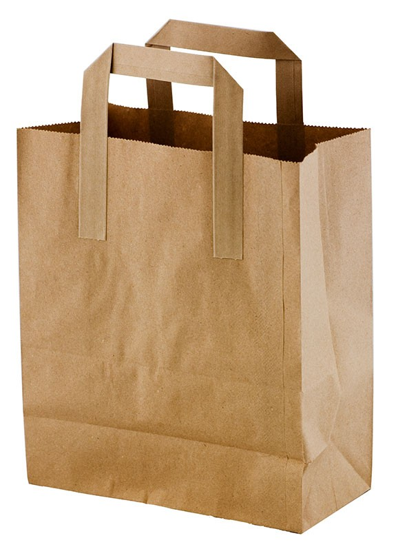 Brown Paper Bag All Fashion Bags