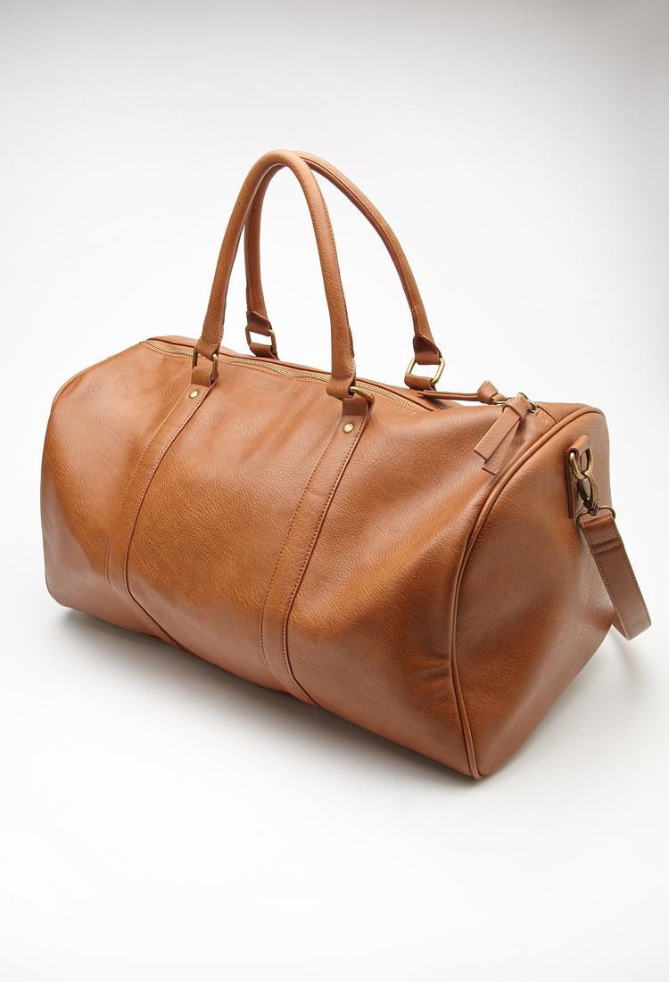 Leather Duffle Bag All Fashion Bags