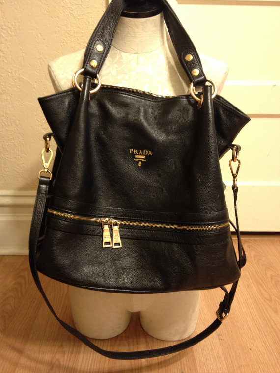 Black Leather Bag All Fashion Bags