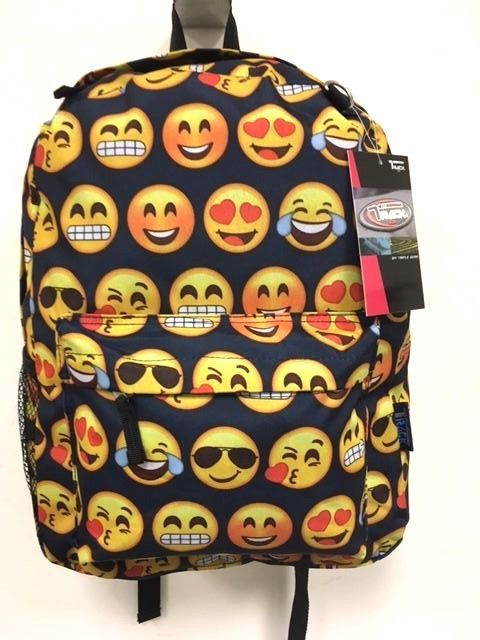 Emoji School Bag All Fashion Bags